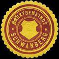 Siegelmarke Marktgemeinde Schwanberg W0320608.jpg