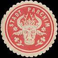 Siegelmarke Stadt Parchim W0345302.jpg