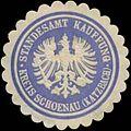 Siegelmarke Standesamt Kauffung W0327992.jpg