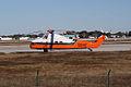 Sikorsky Sikorsky S-58JT LSide Kissimmie Airport 19Jan2012 (14980773721).jpg