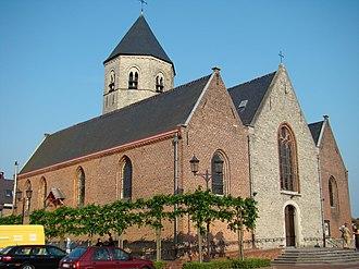 Waregem - St-Eloois-Vijve Church