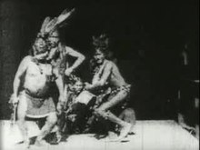 Fil:Sioux buffalo dance, 1894.ogv