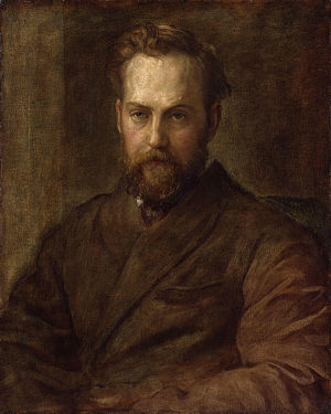 Sir Charles Dilke, 2nd Baronet - Sir Charles Wentworth Dilke, 2nd Baronet, by George Frederic Watts