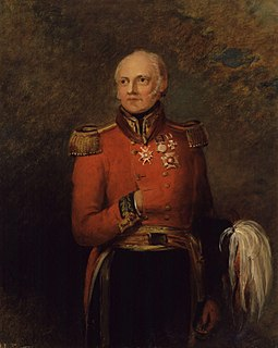George Scovell British Army general