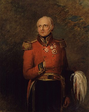 George Scovell - Sir George Scovell by William Salter