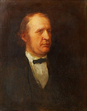 James Fitzjames Stephen - Sir James Fitzjames Stephen, by George Frederic Watts, 1886.
