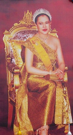 Sirikit Queen dowager of Thailand