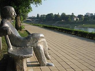 Sisak - Image: Sisak Matos monument