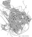Situationsplan af Lund, Nordisk familjebok.png