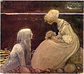 Sjoekungen by John Bauer 1911.jpg