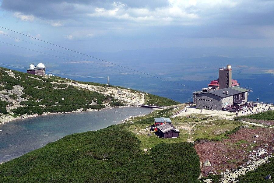 Skalnaté Pleso (lake)