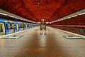 Skarpnäck Metro station October 2014 05.jpg