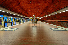 Skarpnäck Metro station October 2014 05.jpg