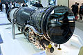Snecma M88-4E afterburning turbofan engine for Dassault Rafale PAS 2013 02.jpg