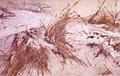 Snow on the Sand Dunes(van der Velden).png