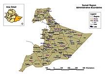 Somali Region-Demographics-Somali region