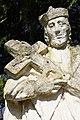 Somogyapáti, Nepomuki Szent János-szobor 2021 12.jpg
