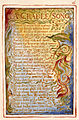 Songs of Innocence and of Experience, copy AA, 1826 (The Fitzwilliam Museum) object 16 A CRADLE SONG.jpg