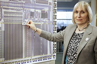 Sophie Wilson British computer scientist