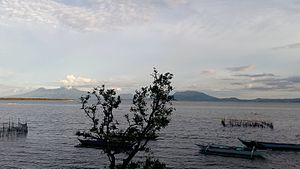 Sorsogon City - Sorsogon Bay as seen in Brgy. Bucalbucalan, West District