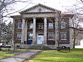 Spalding Memorial Library-Tioga Point Museum Nov 09.jpg