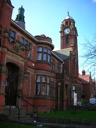Sparkhill - Sparkhill Public Library