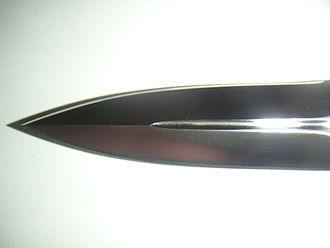 Blade - Spear-point blade