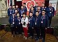 Special Olympics World Winter Games 2017 reception Vienna - China 02.jpg