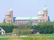 Speyerer Dom Altrheinschleife