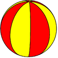 Spherical octagonal hosohedron2.png