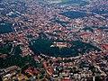 Spilberk Castle from plane.jpg