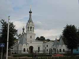 St.George church (Babrujsk).JPG