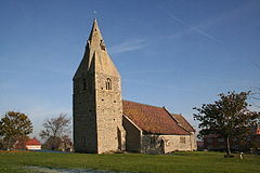St.James' church, Dry Doddington, Lincs. - geograph.org.uk - 81108.jpg