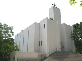 St. Marys Orthodox Cathedral Hauz Khas Church in New Delhi, India