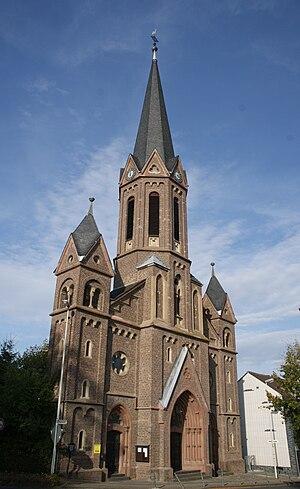 Bornheim (Rheinland) - Image: St. Sebastian Bornheim