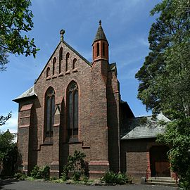 StAnnes AnglicanChurch Strathfield EndView.jpg