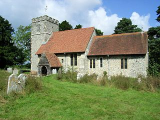 Wormshill village and civil parish in Kent, UK