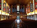 St Andrew's Church, Brighton West End Organ Case.jpg