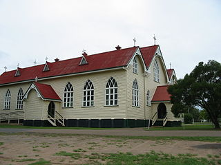 church building in Queensland, Australia