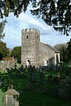 Church of St David, Llanarthney (also known as Church of St Arthneu or St Arthney).