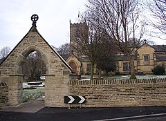 St John's Church, Kirkheaton - geograph.org.uk - 97593.jpg