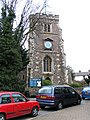 St John the Baptist, Church Lane, Pinner - geograph.org.uk - 1754137.jpg