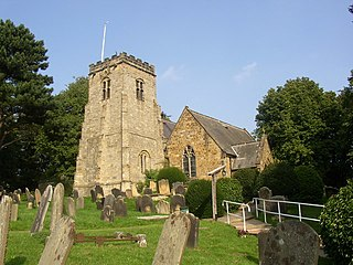 Scalby, North Yorkshire Village in North Yorkshire, England