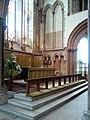 St Leonard, Hythe, Kent - Sanctuary - geograph.org.uk - 326086.jpg