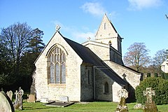St Mary's, Turweston - geograph.org.uk - 143152.jpg
