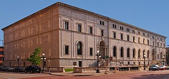 Saint Paul Public Library - George Latimer Central Library