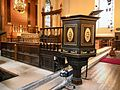 St Pauls Covent Garden Pulpit.JPG