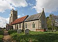 St Peter, Mundham, Norfolk - geograph.org.uk - 1281155.jpg