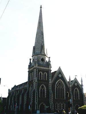 John Beswicke - St. Kilda Presbyterian Church