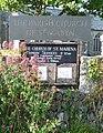 St mabena church sign.JPG